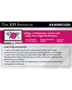 Align, Collaborate, Coach, and Keep Your High Performers