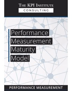 Performance Measurement Maturity Model