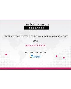 State of Employee Performance Management 2016 ASEAN Edition