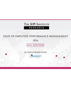 State of Employee Performance Management 2016 GCC Edition