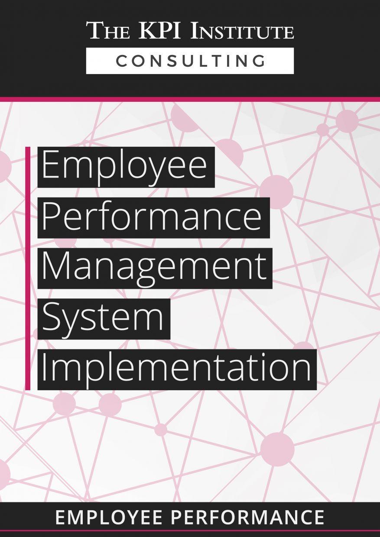 Employee Performance Management System Implementation