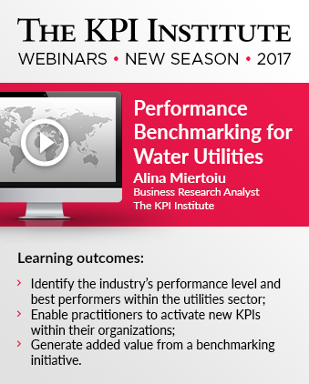 Performance Benchmarking for Water Utilities img