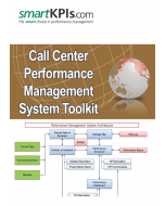 Call Center Performance Management System Toolkit