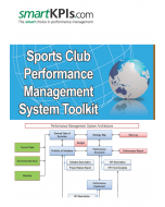 Sports Club Performance Management System Toolkit