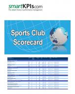Sports Club Scorecard