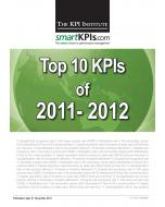 Top 10 KPIs of 2011-2012