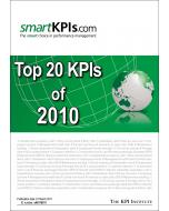 Top 20 KPIs of 2010