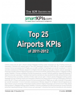 Top 25 Airports KPIs of 2011-2012