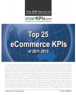 Top 25 eCommerce KPIs of 2011-2012
