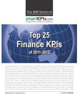 Top 25 Finance KPIs of 2011-2012