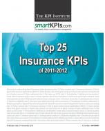Top 25 Insurance KPIs of 2011-2012
