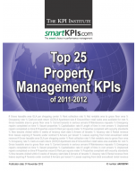Top 25 Property Management KPIs of 2011-2012