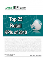 Top 25 Retail KPIs of 2010