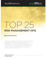 Top 25 Risk Management KPIs – 2016 Extended Edition