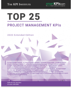 The Top 25 Project Management KPIs – 2020 Extended Edition