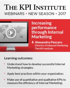 Increasing performance through Internal Marketing