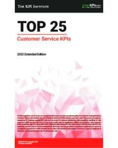 The Top 25 Customer Service KPIs – 2020 Extended Edition
