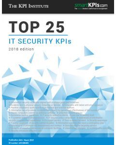 Top 25 IT Security KPIs – 2018 Edition