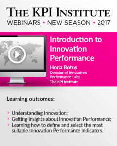 Introduction to Innovation Performance