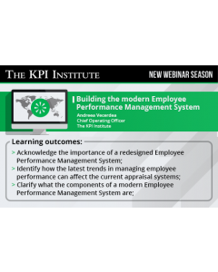 Building the modern Employee Performance Management System