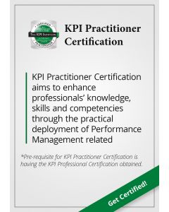 KPI Practitioner Certification