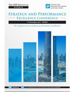 Strategy and Performance Excellence Conference