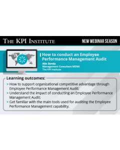 How to conduct an Employee Performance Management Audit