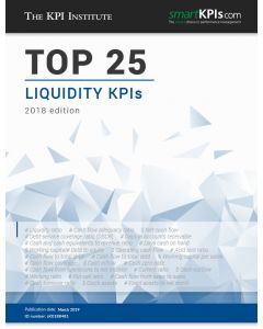 Top 25 Liquidity – 2018 Edition