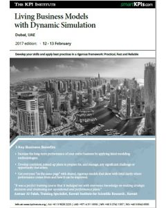 Living Business Models with Dynamic Simulation