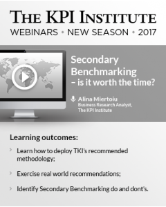 Secondary Benchmarking – is it worth the time?