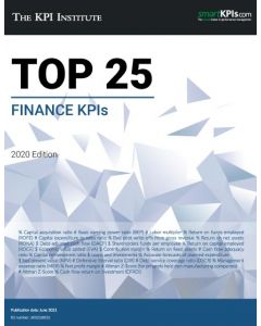 The Top 25 Finance KPIs – 2020 Edition