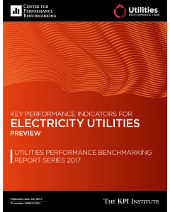 Key Performance Indicators for Electricity Utilities - Preview