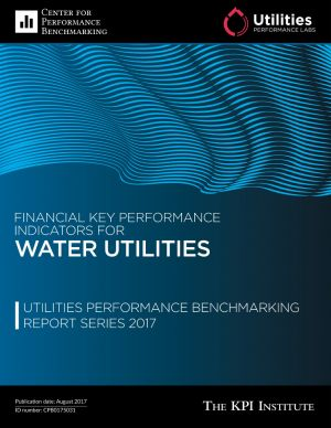 Financial Key Performance Indicators for Water Utilities