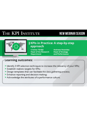 KPIs in Practice: A step-by-step approach