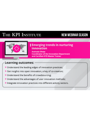 Emerging trends in nurturing innovation