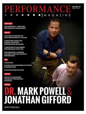 Performance Magazine: Printed edition - August 2019