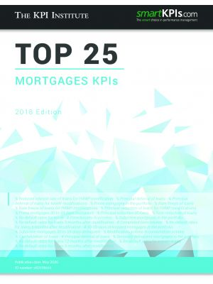 Top 25 Mortgages KPIs – 2018 Edition