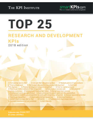 Top 25 Research and Development - 2018 Edition