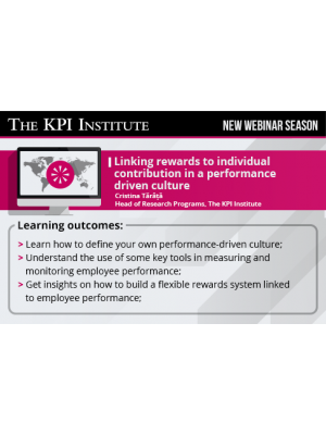Linking rewards to individual contribution in a performance driven culture 2016 Global Edition