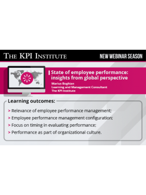 State of employee performance: insights from global perspective 2016 Global Edition