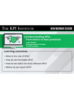 Understanding KPIs: from basics to best practices 2016 Global Edition