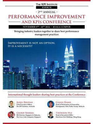 Performance Improvement and KPIs Conference Kuala Lumpur