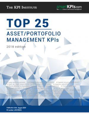 Top 25 Asset Portfolio Management KPIs Edition