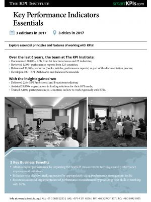 KPI Essentials