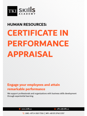 Certificate in Performance Appraisal