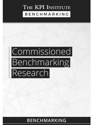 Commissioned Benchmarking Research