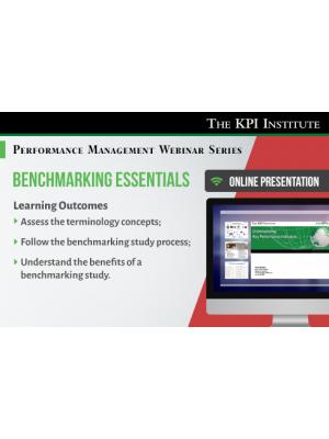 Benchmarking Essentials