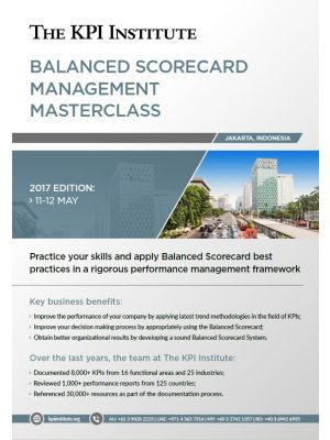 Balanced Scorecard Management Masterclass