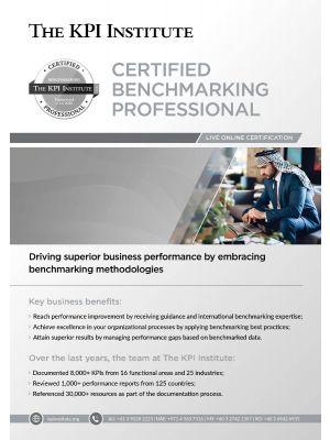 Live Online Certified Benchmarking Professional