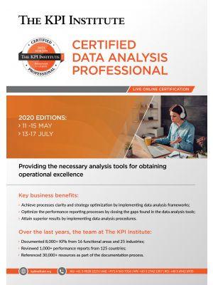 Live Online Certified DA Professional